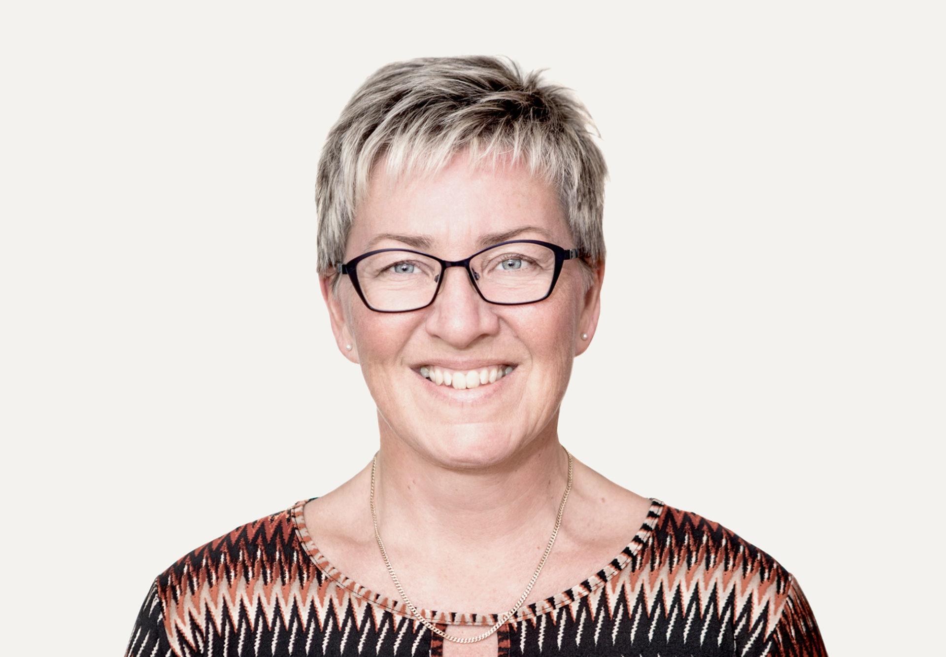 ENTEA nyrekrytering: Marie-Louise Dahlström